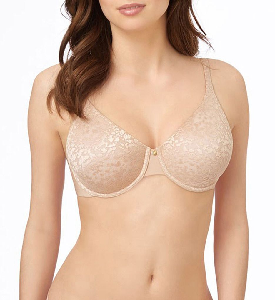 Le Mystere Safari Smoother Unlined Back Smoothing Bra 9878