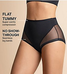 Leonisa Truly Invisible Super Comfy Control Shaper Panty 012657
