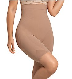 Leonisa SkinFuse Invisible High Waist-to-Thigh Body Shaper 012807M