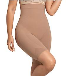 Leonisa SkinFuse Invisible High Waist Thigh Slimmer 012807M