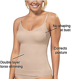 Leonisa PowerSlim Reversible Slimming Tank 015824