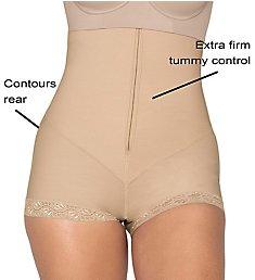 Leonisa PowerSlim Compression Tummy Trimmer Shaper Short 018472