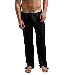 Magic Silk 100% Silk Knit Lounge Pants 1886
