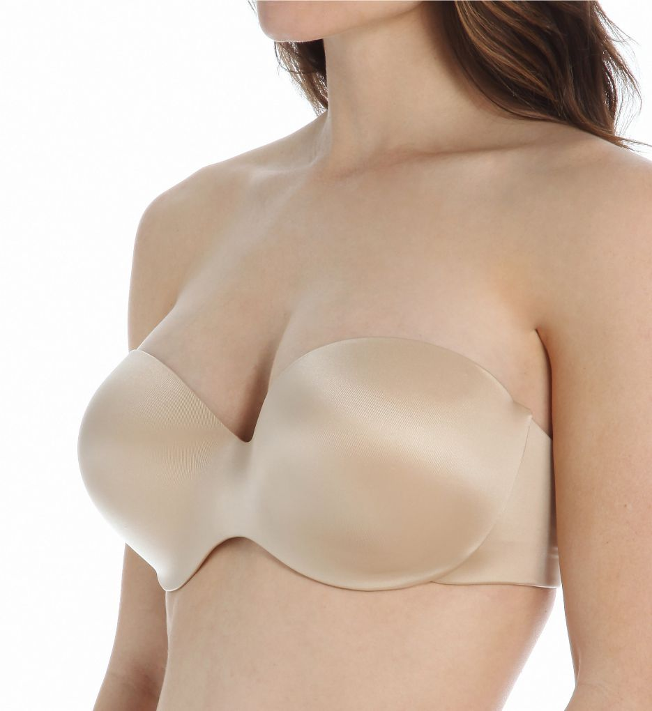 Maidenform Smooth Luxe Strapless Extra Coverage Bra 9472