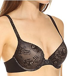 Maidenform Custom Lift Embellished Convertible Push-Up Bra 9473