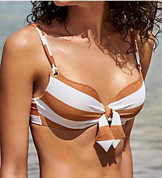 Marie Jo Fernanda Heart Shaped Padded Bikini Swim Top 1003816