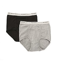 Munsingwear Comfort Pouch Cotton Full Rise Brief - 2 Pack MW21C