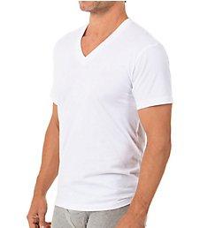 Munsingwear 100% Cotton V-Neck Shirt - 3 Pack MW52
