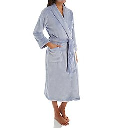 N by Natori Frosted Cashmere Fleece Robe FC4128