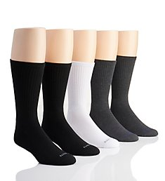 Nautica Basic Core Athletic Crew Socks - 5 Pack 173CR05