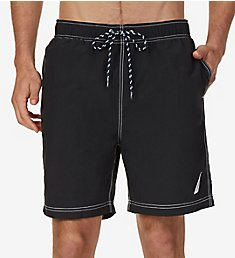 Nautica Tall Man Solid Jclass 19 Inch Swim Trunk F44050T