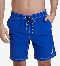 Nautica Tall Man Anchor Swim Trunk F71053T