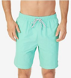 Nautica Tall Man Fashion Anchor Swim Trunk F81001T
