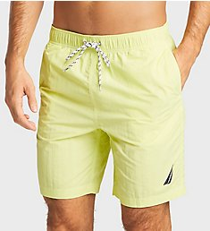 Nautica Tall Man Solid 8.5 Inch Swim Trunk F91000T
