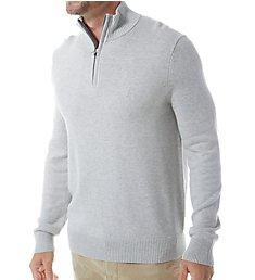 Nautica Tall Man Pima Cotton 1/4 Zip Sweater N63604T