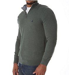 Nautica Tall Man Cotton 1/4 Zip Sweater N83104T