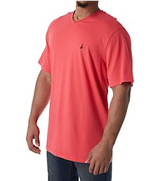 Nautica Tall Man V-Neck T-Shirt Q91004T