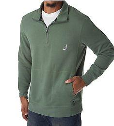 Nautica Tall Man Fleece Long Sleeve 1/4 Zip Pullover Z83172T