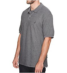 Nautica Tall Man Short Sleeve Interlock Polo Shirt ZY0110T