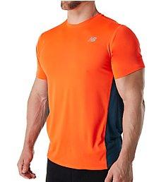 New Balance Accelerate Short Sleeve Performance Shirt MT53061