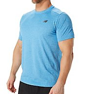 New Balance Heather Tech Performance T-Shirt MT53081