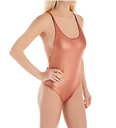 OndadeMar Moonless Low Back One Piece Swimsuit 23173