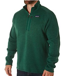 Patagonia Better Sweater 1/4 Zip Performance Fleece 25523