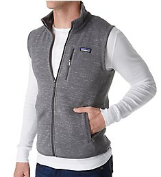 Patagonia Better Sweater Knit Full Zip Fleece Vest 25881
