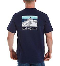 Patagonia Line Logo Ridge Pocket Responsibili-Tee 38441