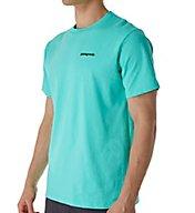 Patagonia P-6 Logo 100% Organic Cotton T-Shirt 38906