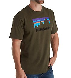 Patagonia Shop Sticker Responsibility Shirt 39175