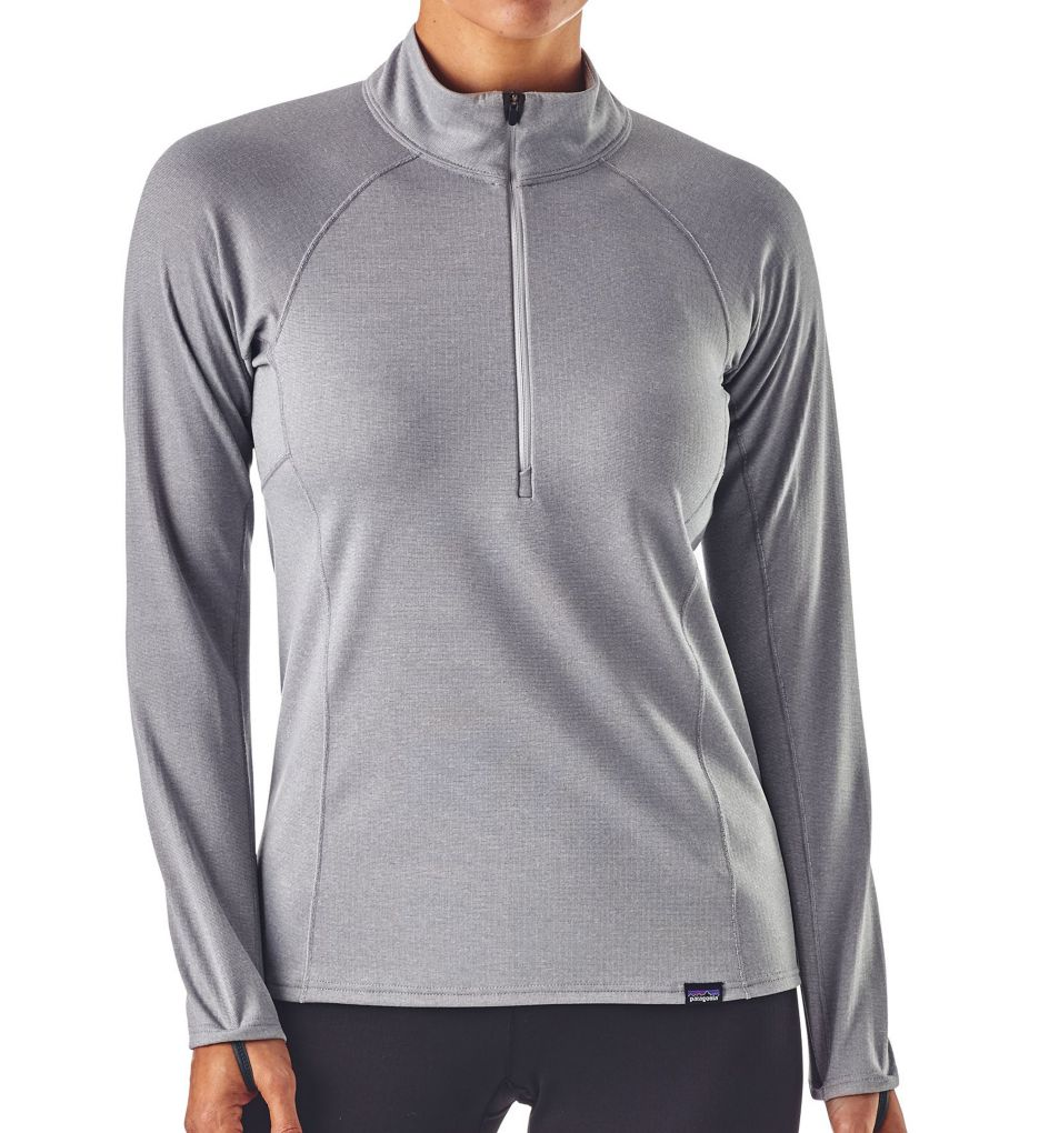 Patagonia Capilene Midweight Zip Neck Baselayer Top 44456
