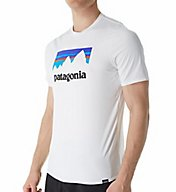Patagonia Capilene Daily Short Sleeve Graphic T-Shirt 45286
