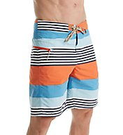 Patagonia M's Printed Wavefarer Water Repellent Boardshort 86620