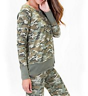 PJ Salvage Mission Bound Camo Long Sleeve Top RZMBLS