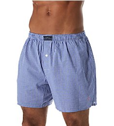 Polo Ralph Lauren Cotton Classic Fit 40's Woven Boxer L169RL