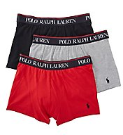 Polo Ralph Lauren Stretch Cotton Pouch Boxer Briefs - 3 Pack LEBBP3