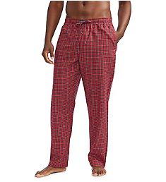 Polo Ralph Lauren Flannel 100% Cotton Plaid Pajama Pant P005HR