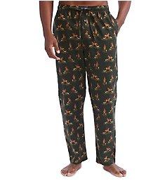 Polo Ralph Lauren Flannel Pony Player Pajama Pant P006HR