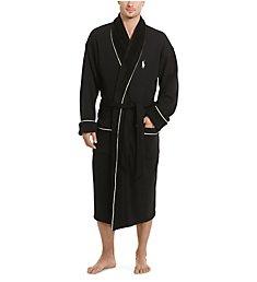 Polo Ralph Lauren Shawl Collar Plush Interior Robe P293RL