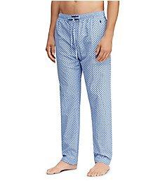 Polo Ralph Lauren 100% Cotton Fashion Woven Pajama Pant P505SR