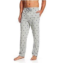Polo Ralph Lauren Pony Player Print Classic Pajama Pant PK04SR
