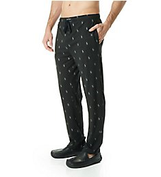 Polo Ralph Lauren Tall Man Pony Player Print Classic Pajama Pant PK04TR