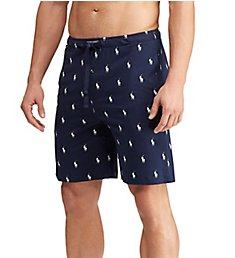 Polo Ralph Lauren Pony Player Print Classic Pajama Short PK05SR