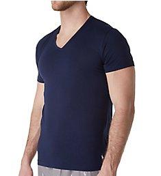Polo Ralph Lauren Cotton Modal Slim Fit Wide V-Neck T-Shirt PK07SR