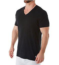 Polo Ralph Lauren 100% Cotton V-Neck Knit T-Shirt PL84SR