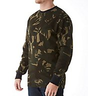 Polo Ralph Lauren Waffle Knit Long Sleeve Fashion Crew PW41RL