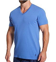 Polo Ralph Lauren Classic Fit 100% Cotton V-Neck Shirts - 3 Pack RCVNP3