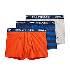 Polo Ralph Lauren Stretch Classic Fit Trunks - 3 Pack RWTRS3