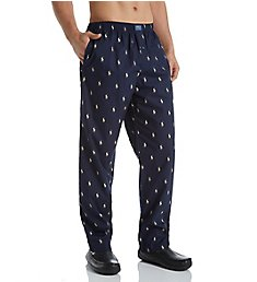 Polo Ralph Lauren Tall Man Printed Polo Woven Pajama Pant RY28RT
